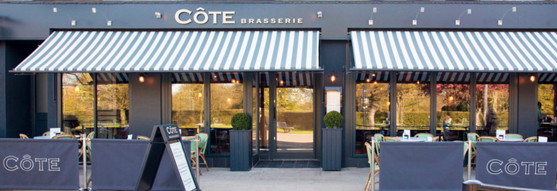 Cote brasserie West Bridgford