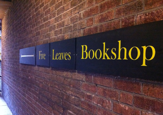 Five Leaves Bookshop