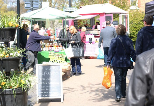 West Bridgford famer's market